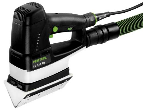 Lineární bruska LS 130 EQ-Plus Festool
