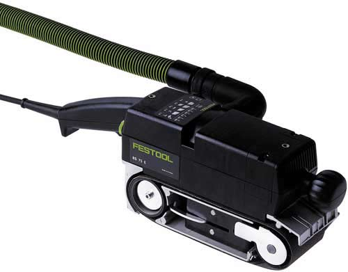 Pásová bruska  BS 75 E-PLUS Festool