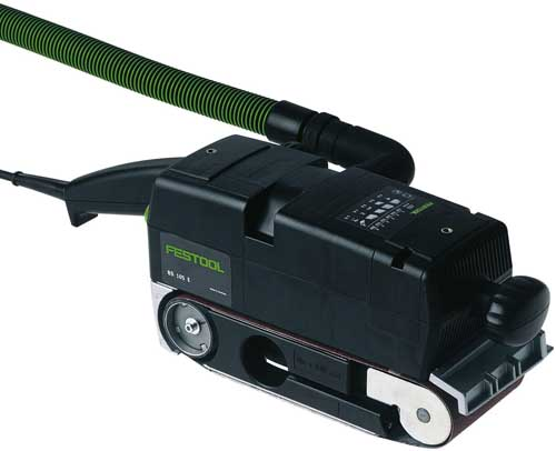 Pásová bruska BS 105 E-Plus Festool