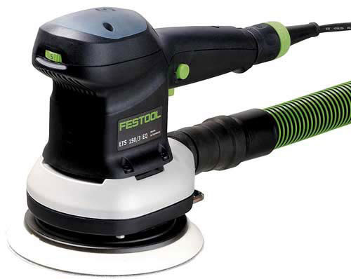 Excentrická bruska ETS 150/3 EQ-Plus Festool